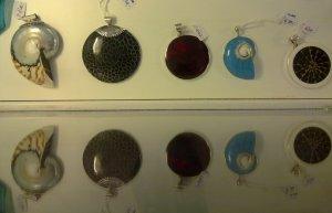 Unique Jewellery & Gifts Dublin shell pendants