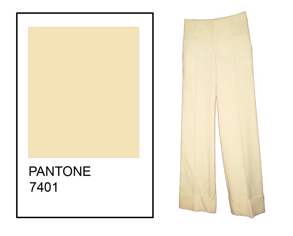 celine trousers turn up hem pantone 7401 whisty. Black Bedroom Furniture Sets. Home Design Ideas