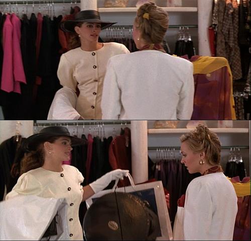 Pretty Woman Vivian Shop Assistant Big Mistake Huge Whisty