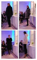 Louise Kennedy AW11 Fur Coats Whisty