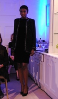 Louise Kennedy AW11 Tweed Jacket Whisty