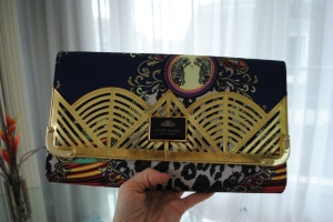 River Island christmas 2011 versace bag