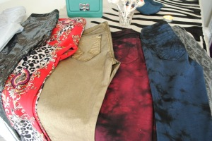 River Island christmas 2011 versace jeans