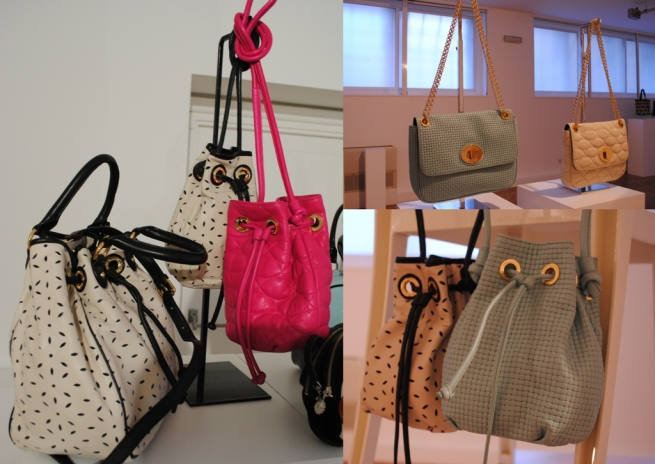 Lulu Guinness SS12 Preview bucket bags whisty