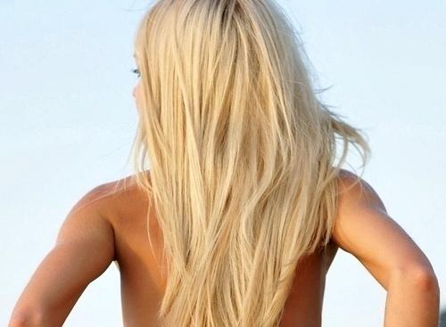 Beach blonde Nude Photos 68