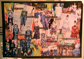 Brown Thomas AW'12 Print Mood Board