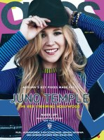 Juno Temple House Holland Striped Dress ASOS