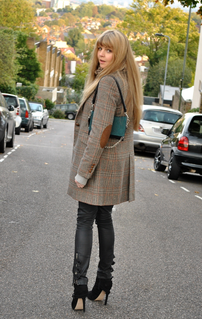 Whisty Blogger Street Style Tweed Jacket 4 | Whisty