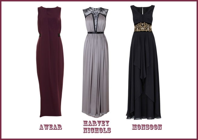 Evening Gowns AW12 Whisty Metro
