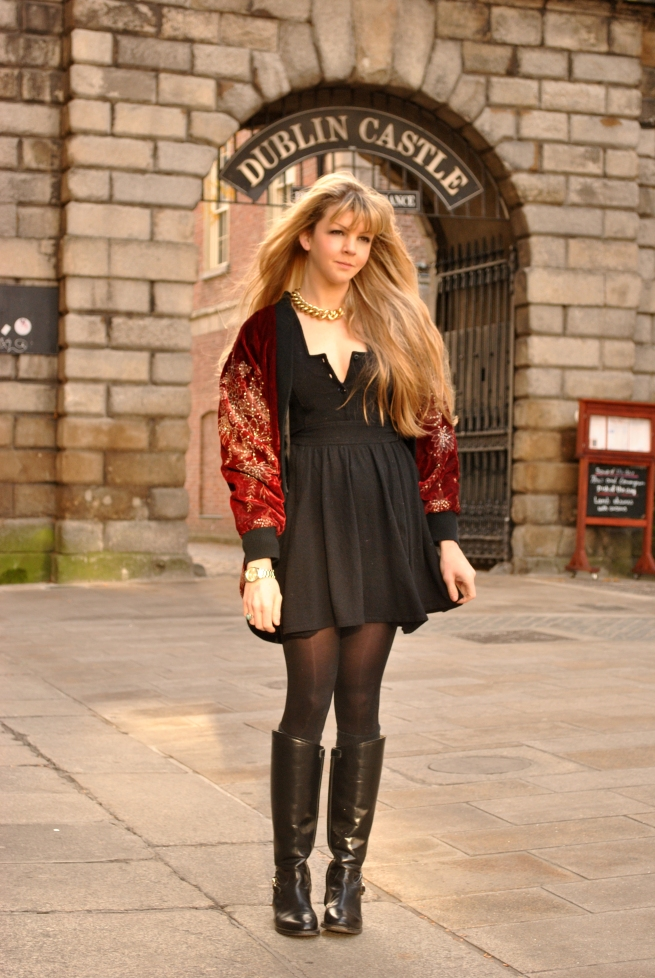Whisty Dublin Castle Blogger Street Style