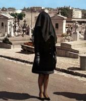 Jeanne Moureau The Bride Wore Black Veil