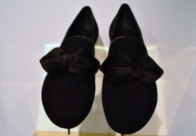 Louis Vuitton Icone Velvel Bow Slipper flats 2013 Whisty
