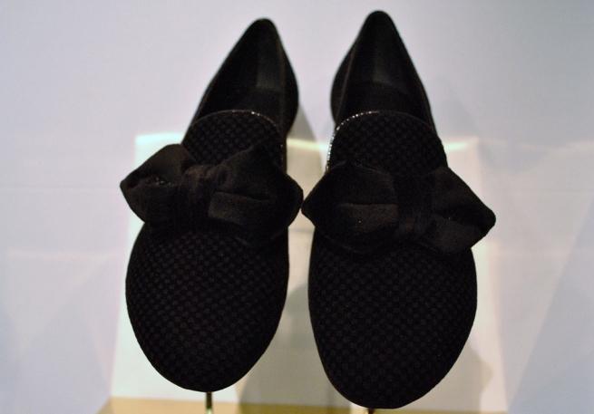 Louis Vuitton Icone Velvel Bow Slipper flats 2013 Whisty