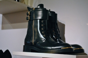 Louis Vuitton Menswear Style Icon Lace Up Flat Boots 2013 Whisty