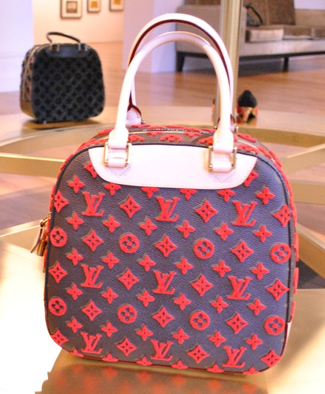 Louis Vuitton Pre Fall Carpet Monogram Bag 2013