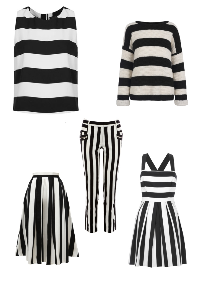 Monochroms Wide Stripes Trend SS 2013 Whisty